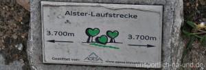 Alster-Laufstrecke