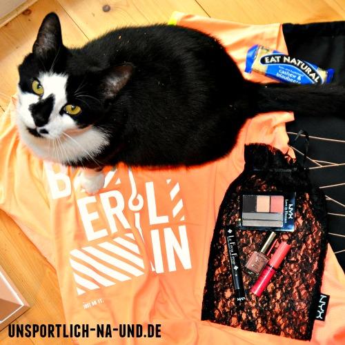 NIKE Goodie-Bag mit Katze