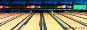 Aktiv sein kann auch Bowling bedeuten
