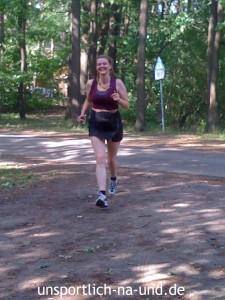 Irgendwann jogge ich bestimmt auch wieder.
